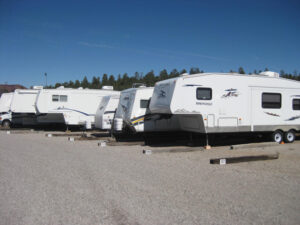 We have space for big and small RV's in Flagstaff.