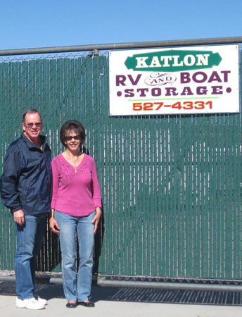 Katlon RV and Boat Storage was founded in 1994 by Lon and Kathy Franklin. Flagstaff RV and Boat Storage is the premiere storage facility in Northern Arizona.